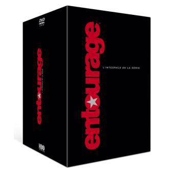 Entourage - Coffret DVD intégral des Saisons 1 à 8