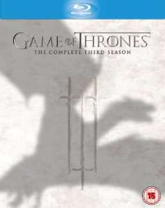 Pré-commande : Game of thrones saison 3 Bluray