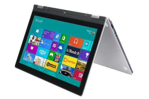 Lenovo IdeaPad Yoga 13 - i3-3227U - SSD 256Go (avec ODR 100€)