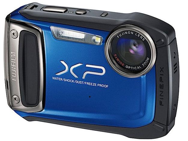 Appareil photo Fujifilm FinePix XP50 bleu - Reconditionné