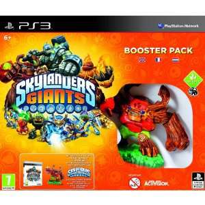 Skylanders Giants - Booster Pack sur PS3 / Port inclus