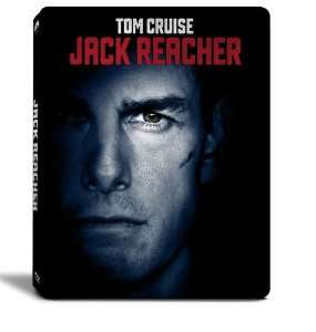 Jack Reacher Steelbox Blu-ray/DVD (Edition Exclusive Amazon)