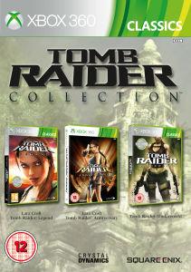 Tomb Raider Legend/Anniversary/Underworld - Triple Pack Xbox 360