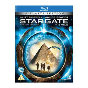 Blu-ray Stargate: Special Edition