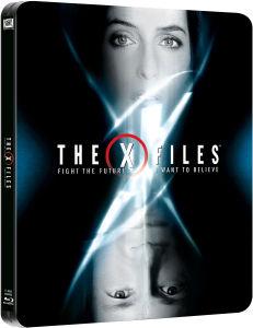 Blu-ray Steelbook X Files : Combattre le futur / Régénération