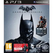 Batman: Arkham Origins sur PS3
