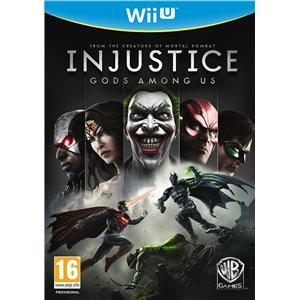 Injustice : Les Dieux sont parmis nous sur Wii U