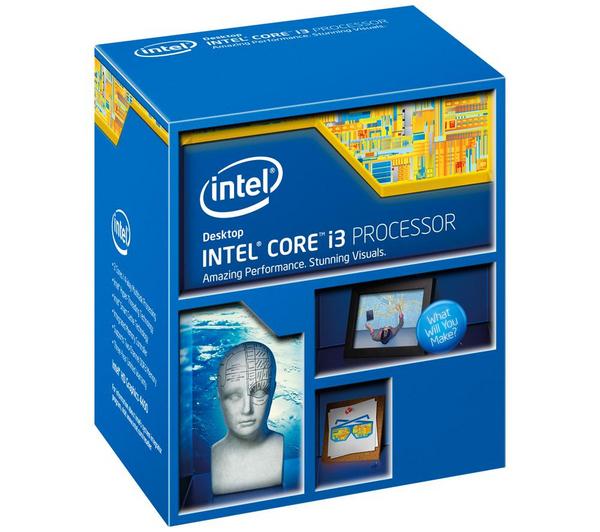 Processeur Intel Core i3-4340 3,6 GHz - socket 1150