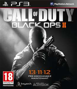 Call of Duty Black Ops II (Sony PS3)