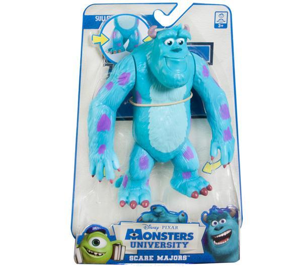 Figurines Spinmaster Monstres Academy  en Promo - Ex : Figurine articulée à fonctions 16.5 cm Sulli