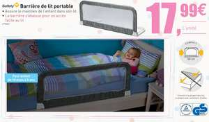 Barriere de lit Safety1st portable
