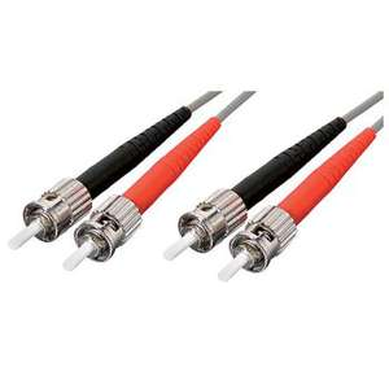 Câble optique 62,5/125 um LC/SC 1m à 3.4€ et 2m à 3€, ST/ST