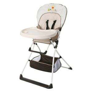 Chaise Haute Mc Baby Deluxe Winnie (30.19€ via Buyster)