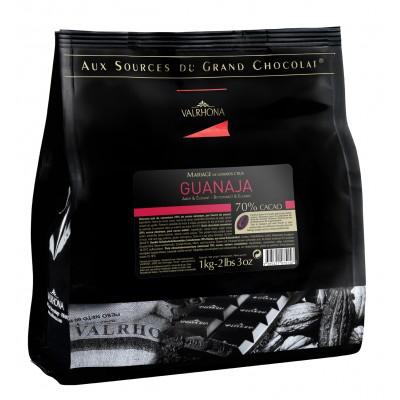 Chocolat de cuisine Valrhona 1 Kg