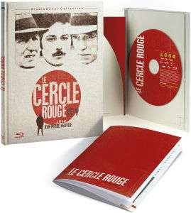 Blu-Ray Le Cercle Rouge Digibook