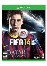 FIFA 14 sur Xbox One  version française