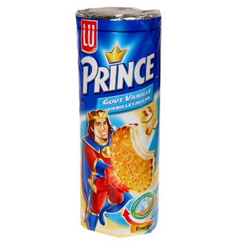 2 paquets de Prince (hors goût chocolat) gratuits + gain