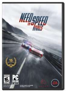 Need for Speed: Rivals PC (Version boite - Frais de port : 11.93€ )
