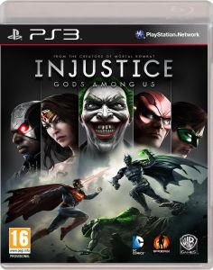 Injustice : Les Dieux sont Parmi Nous PS3/XBOX360