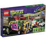 LEGO Tortues Ninja - La course poursuite en Shellraiser - 79104