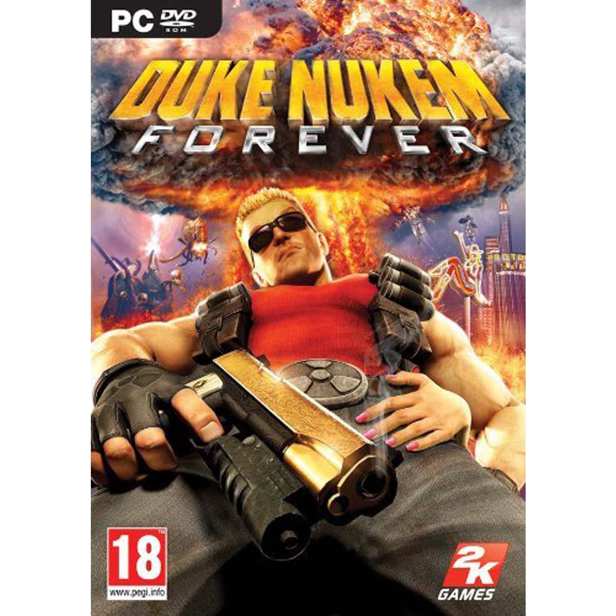 Duke Nukem Forever PC