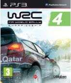 WRC 4: World Rally Championship (Playstation 3)
