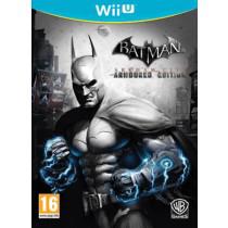Batman: Arkham City - Armored Edition sur Wii U