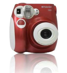 Appareil photo Polaroid P 300 à impression instantanée Rouge