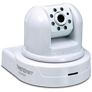 TRENDnet TV-IP422 - Caméra IP IR panoramique + audio 2 voies