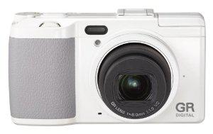 Appareil photo numérique Ricoh GRD IV - 10 MPIX - blanc