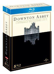 Downton Abbey - L'intégrale des saisons 1 et 2 [Blu-ray]