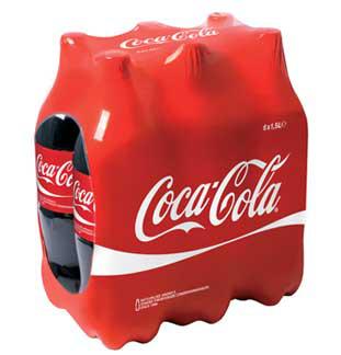 Pack Coca Cola Classic 6x 1.5 L 100% remboursé