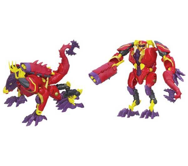 Jouet Hasbro Transformers Prime Deluxe Laserback Dragon