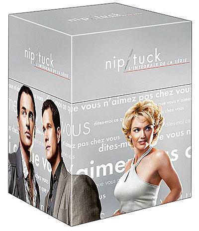 Coffret DVD Nip/Tuck - Intégrale saisons 1 à 6
