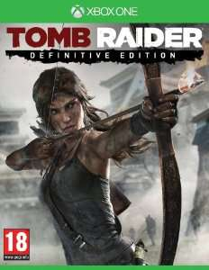 Tomb Raider Definitive Edition sur XBOX One