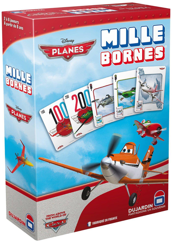 Mille Bornes Planes Dujardin (avec ODR 50% via application Merci Qui)