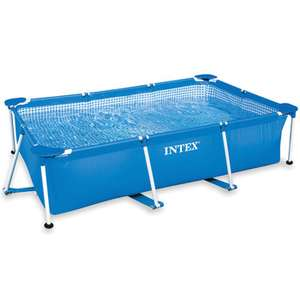 Piscine Intex Metal Frame Junior 220 x 150 x 60 cm