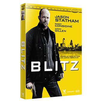 DVD Blitz (à 1€ pour les adhérents si retrait en magasin), sinon