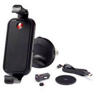 TomTom Chargeur de Smartphone et Support universel ventouse
