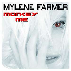 Cd Mylène Farmer Monkey Me