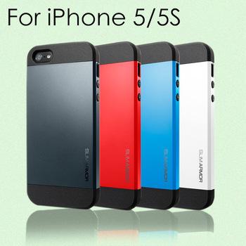 Coque Spigen Slim Armor pour iPhone 5 5S