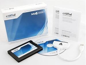 """SSD Crucial M4 256 go, 2,5"""" + Kit de transfert de données - Avec code promo"""