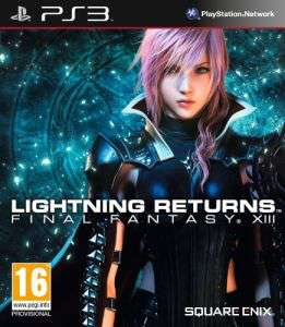 Lightning Returns: Final Fantasy XIII sur PS3