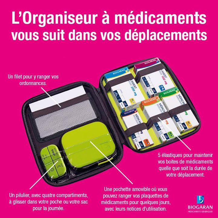 Trousse à médicaments gratuite en pharmacie pour les seniors