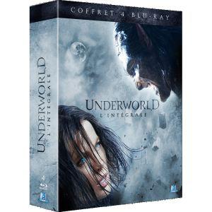 Coffret 4 Blu-ray - Underworld : L'intégrale