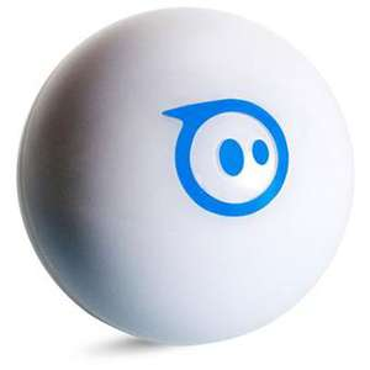 Balle télécommandé Sphero Robotic Ball blanche Bluetooth