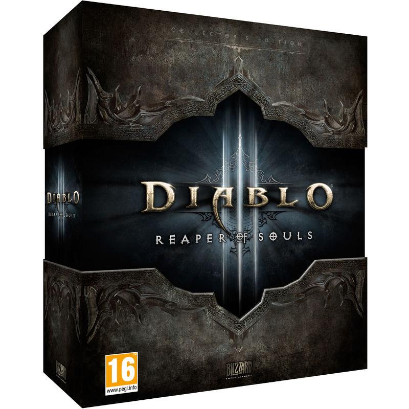 Pré-commande : Diablo 3  Reaper of Souls - Edition collector PC