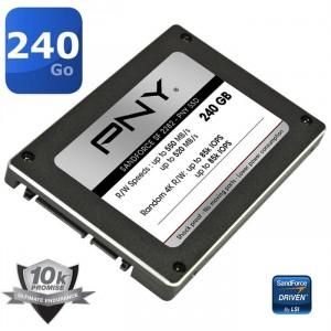 """SSD PNY Prevail Elite 2.5"""", 120 Go à 89.99€ et 240 Go"""