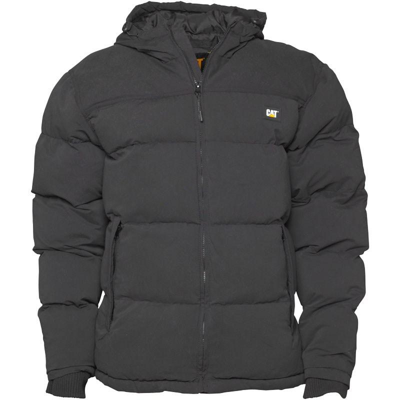 Doudone Blouson Puffa Homme Noire (Taille S à XXL)