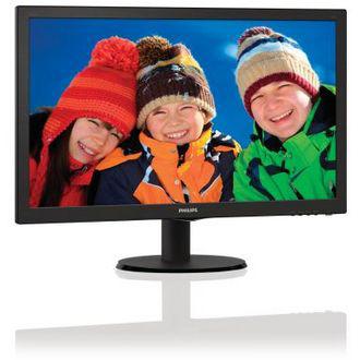 "Ecran PC 23"" Philips 233V5LSB Full HD (VGA, DVI-D)"